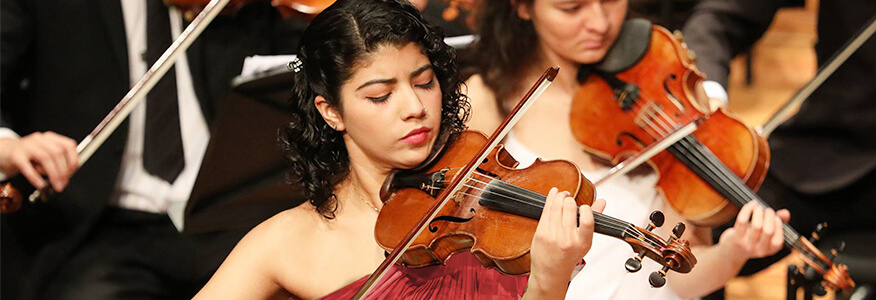 Fotografía para el evento Arias y cantatas de cámara del siglo XVII Recital